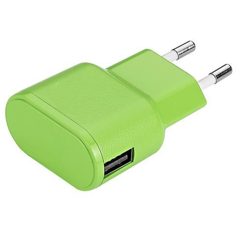 AIINO Apple Wall Charger 1USB 1A - Green
