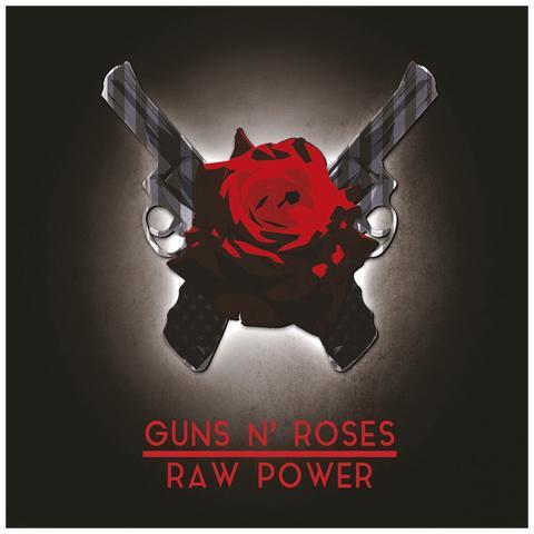 WIRELESS ARCHIVE Guns N' Roses - Raw Power (3 Cd)