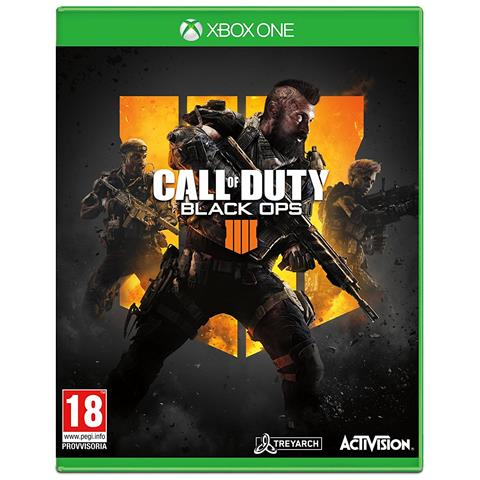 ACTIVISION BLIZZARD XONE - Call of Duty: Black Ops 4