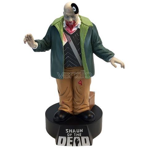FACTORY ENTERTAINMENT Shaun O / t Dead Zombie Prem Motion St Statua