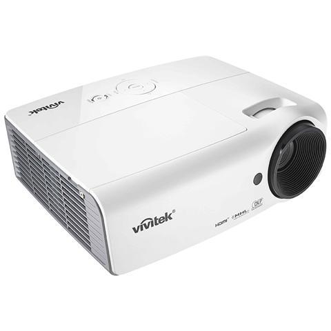 VIVITEK Proiettore D555WH DLP XGA 3000 ANSI lm Rapporto di Contrasto 15000:1 HDMI / VGA