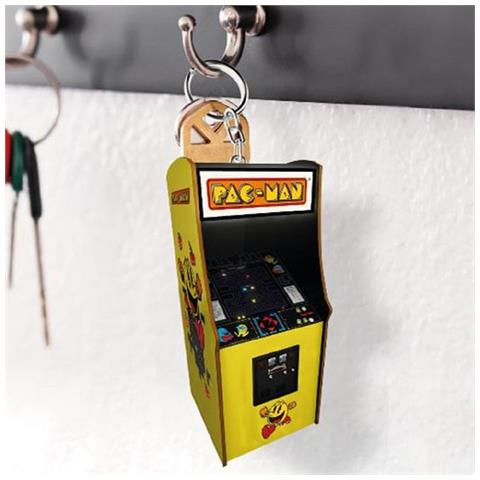 TimeCity Pac-Man - Arcade (Portachiavi)