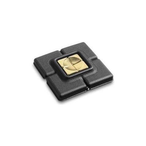 CELLULAR LINE Supporto da Auto magnetico Tetra Fix per Smartphone