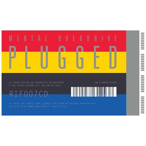 WORD & SOUND Mental Overdrive - Plugged