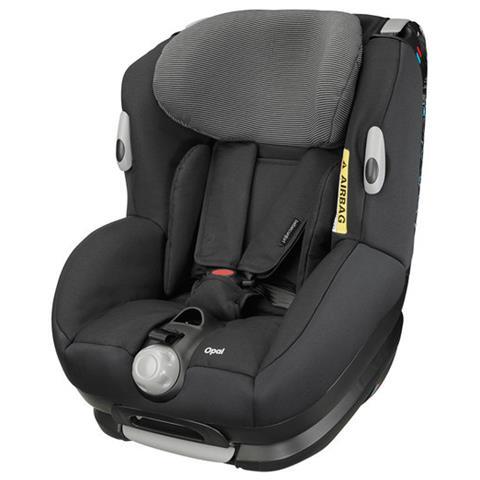 Image of Bebe Confort Opal Seggiolino Auto Gr. 0/1 Colore: Nero