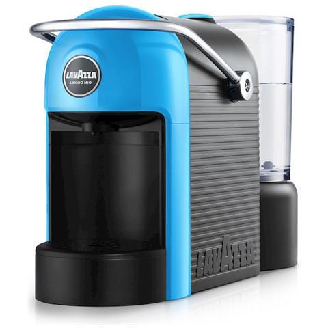 Macchina da Caffè Espresso Automatica Jolie A Modo Mio Serbatoio 0.6 Lt. Potenza 1250 Watt Colore Blu