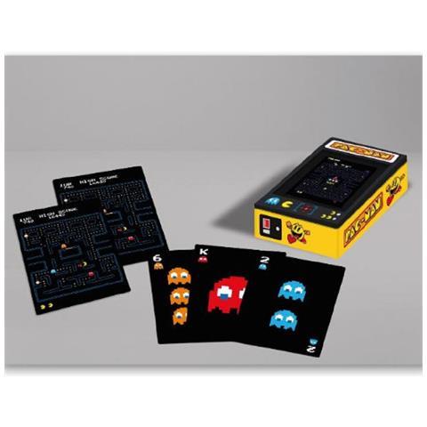 TimeCity Pac-Man (Carte Da Gioco)