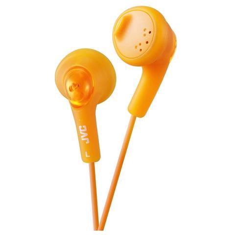 JVC Cuffie Auricolari Au Gumy HA-F160 colore Arancione