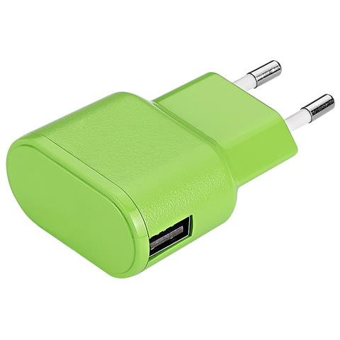 AIINO Wall Charger 1USB 1A - Green