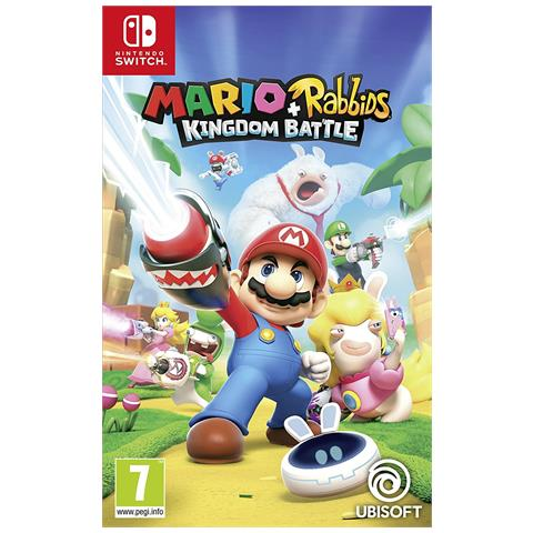 UBISOFT Switch - Mario + Rabbids Kingdom Battle
