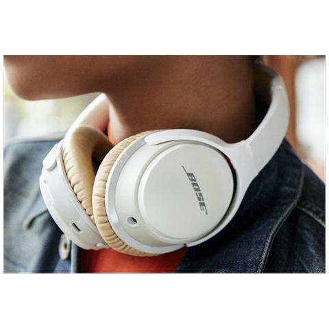BOSE Cuffie Wireless SOUNDLINK AROUNDEAR Bianco