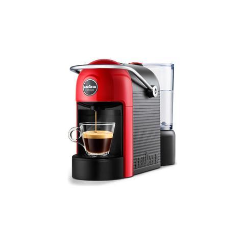 Macchina da Caffè Espresso Automatica Jolie A Modo Mio Serbatoio 0.6 Lt. Potenza 1250 Watt Colore Rosso
