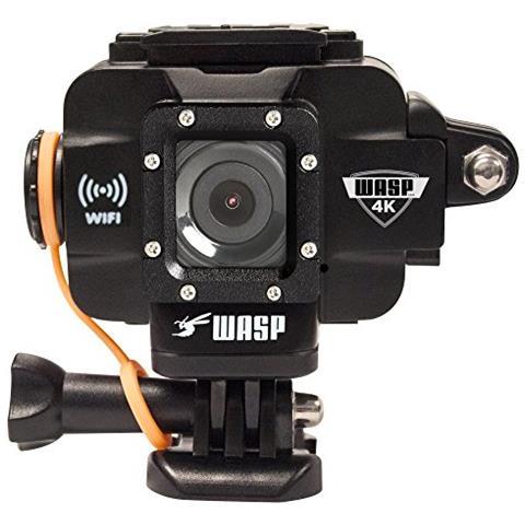 Image of 9907 4K Ultra HD CMOS Wi-Fi fotocamera per sport d'azione