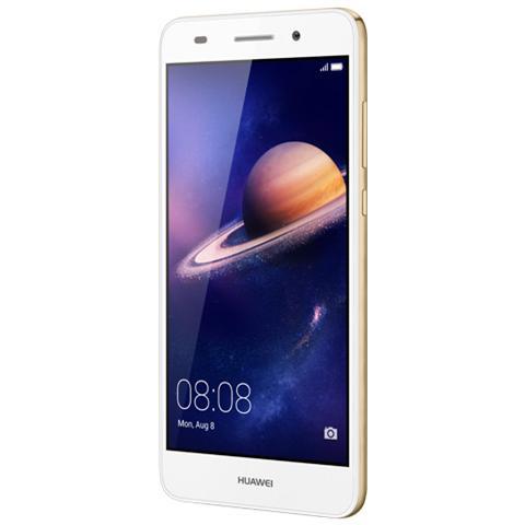 "HUAWEI Y6 II Bianco 16 GB 4G/LTE Dual Sim Display 5.5"" HD Slot Micro SD Fotocamera 13 Mpx Android Italia"