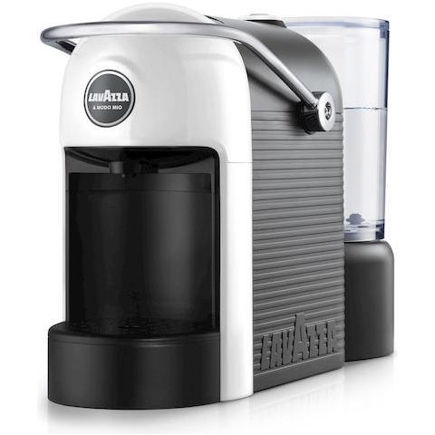 Macchina da Caffè Espresso Automatica Jolie A Modo Mio Serbatoio 0.6 Lt. Potenza 1250 Watt Colore Bianco