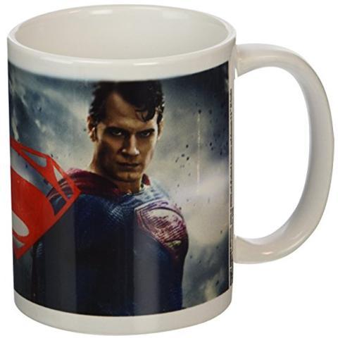 Tazza Batman V Superman Mug Superman Rage