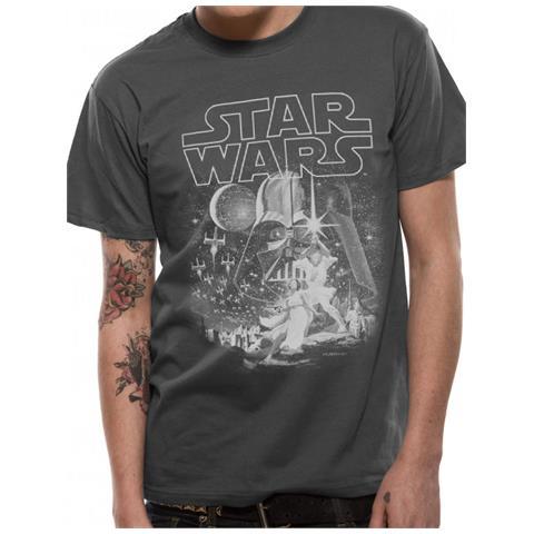CID Star Wars - Classic New Hope (T-Shirt Unisex Tg. S)