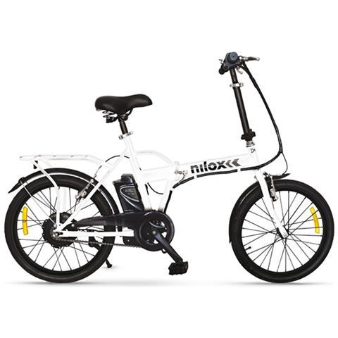 NILOX X1 Bicicletta a pedalata assistita