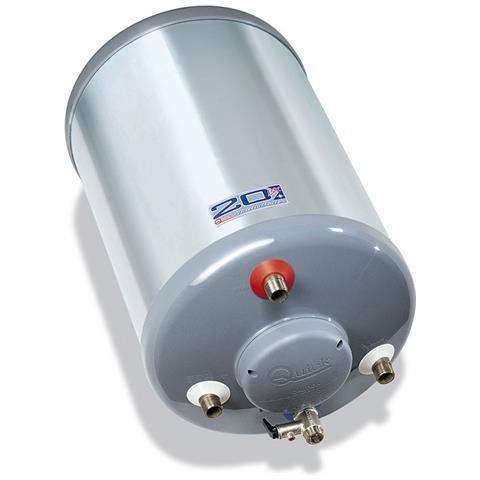 Boiler Bx60 In Acciaio Inox 60lt 1200w Con Scambiatore #qbx6012s