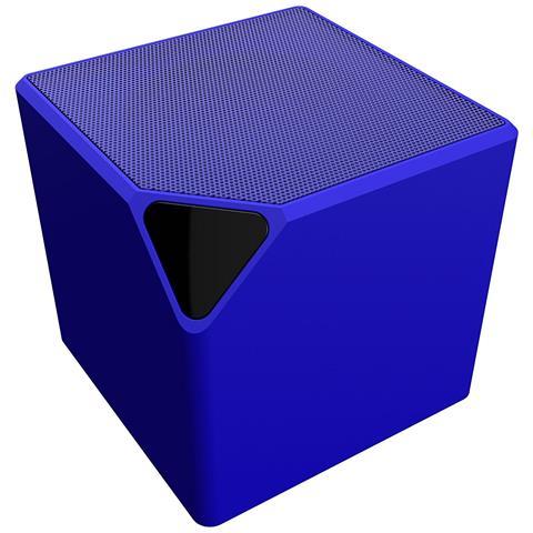 BIG BEN INTERACTIVE Mini Box BT14BL Blu BTooth 3w Led