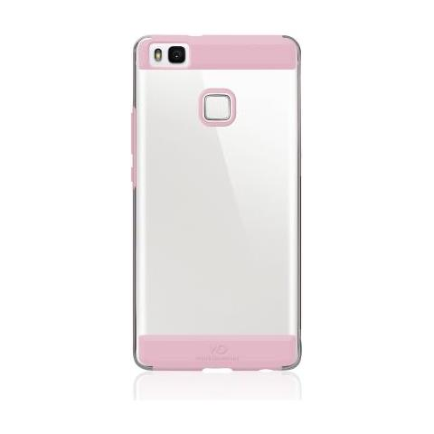"""HAMA 00180182 5.2"""" Cover Rosa, Trasparente custodia per cellulare"""