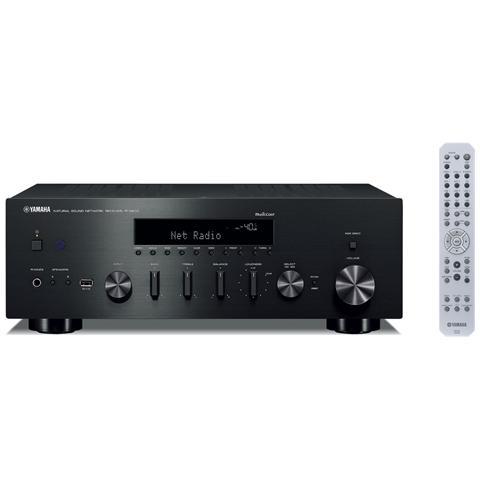 YAMAHA Soundbar Sintoamplificatore R-N602 Potenza Totale 230W Musicast Wi-Fi Bluetooth / AirPlay DLNA colore Nero
