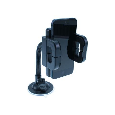 Media Range Supporto da auto per Smartphone e Tablet con ventosa