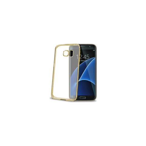 CELLY Laser Cover Galaxy S7 Edge Gd