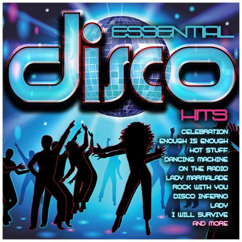 WATER MUSIC RECORDS Essential Disco Hits