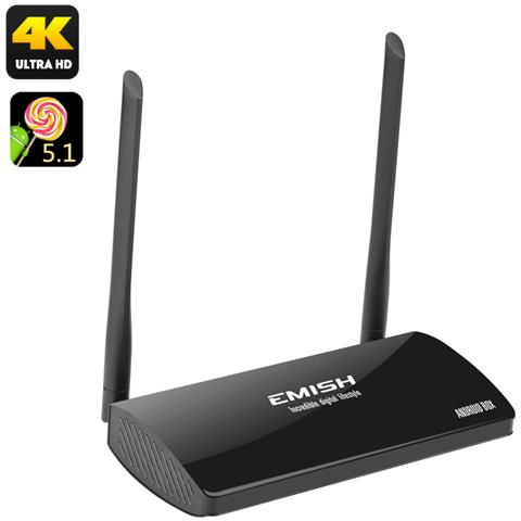 Image of Android 5.1 TV Box