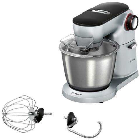 MUM9A32S00 1200W 5.5L Nero, Argento, Acciaio inossidabile robot da cucina