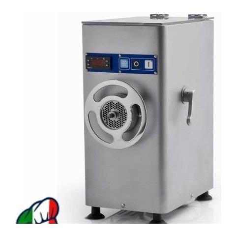 Image of Tritacarne Refrigerato professionale bocca 82/98 mm.