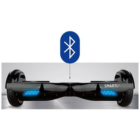 Image of Hoverboard Errebi Elettronics Hoverboard 6.5 Con Bluetooth- Nero