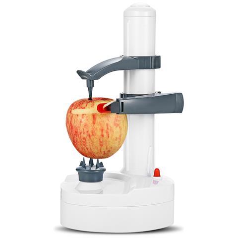 P03 Pelapatate Elettrico Per Utensili Da Cucina Con Frutta E Verdura Con Due Lame Di Ricambio
