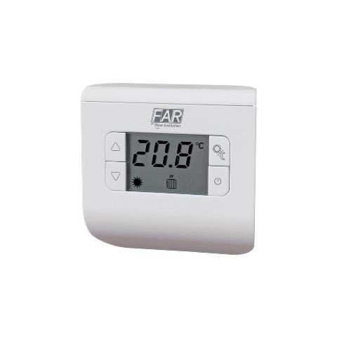 Termostato Elettronico Per Impianti Di Riscaldamento E Condizionamento Far