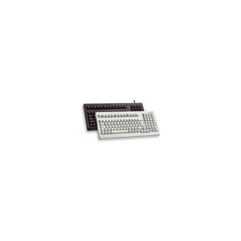 Image of 19'' compact PC keyboard G80-1800 FR USB+PS / 2 QWERTY Grigio tastiera