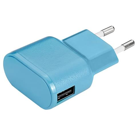 AIINO Wall Charger 1USB 1A - Blue