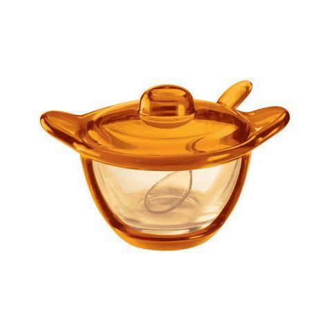 Formaggera 'bolli' Colore Arancio