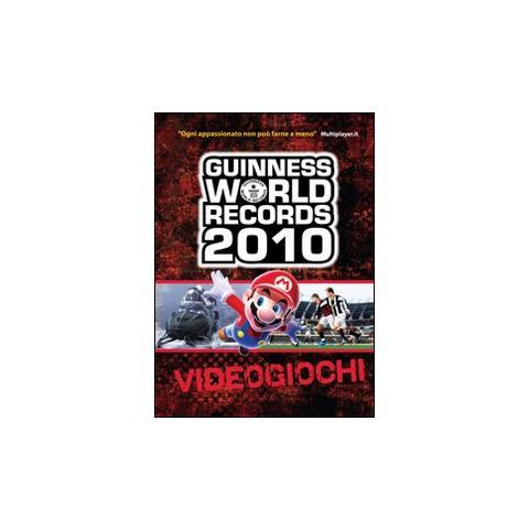 MULTIPLAYER.IT EDIZIONI Guinness World Records 2010. Gamer's edition
