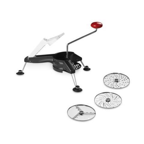 Tagliaverdure Schnitzel-Mouli con accessori