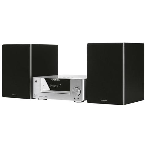 GRUNDIG Sistema Micro Hi-Fi M2300 Lettore CD Supporto MP3 Potenza 450Watt Sintonizzatore DAB+ Bluetooth