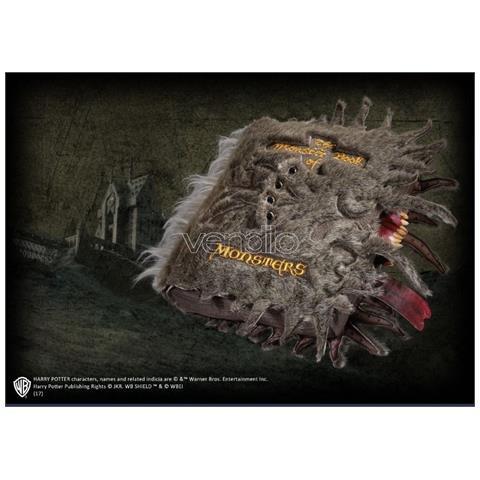 NOBLE COLLECTION Peluche Libro Dei Mostri E Creature Magiche - Harry Potter