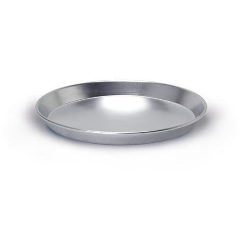 Tortiera Conica Bassa con Bordo in Alluminio