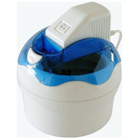 Gelato Harlequin Gelatiera ad accumulo potenza 15 Watt capacità 1.5 l Bianco / Blu