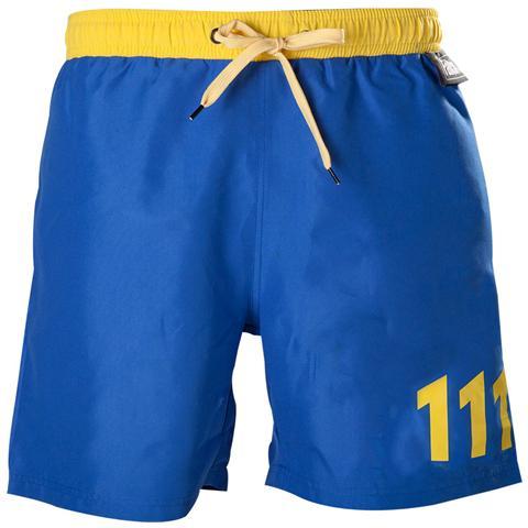 BIOWORLD Fallout 4 - Vault 111 (Costume Da Bagno Uomo Tg. XL)