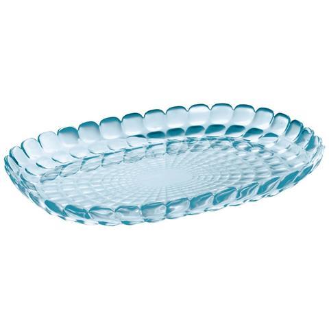 Vassoio A Servire Grande Tiffany Azzurro Mare 27960081