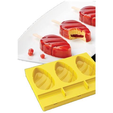 Stampo Silicone Per Gelati Malibù Pavoni