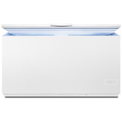 Congelatore Orizzontale EC5200AOW2 Classe A+ Capacità Lorda / Netta 500/495 Litri Colore B...