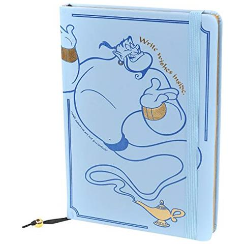 PYRAMID INTERNATIONAL Aladdin (write Wishes Qui) - Quaderno Formato A5