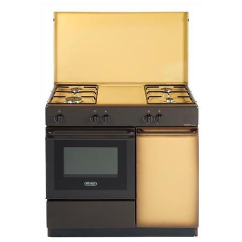 Cucina SGK-854N a Gas 4 Forni e Forno a Gas Colore Coppertone